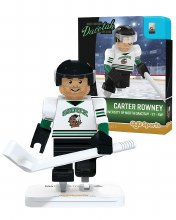 CARTER ROWNEY UNIVERSITY OF NORTH DAKOTA OYO MINIFIGURE