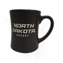 MATTE UNIVERSITY OF NORTH DAKOTA HOCKEY 16OZ COFFEE MUG