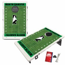UNIVERSITY OF NORTH DAKOTA FIGHTING HAWKS FOOTBALL BAGGO SET