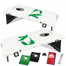 UNIVERSITY OF NORTH DAKOTA FIGHTING HAWKS TEAM LOGO BAGGO SET