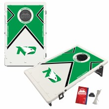 UNIVERSITY OF NORTH DAKOTA FIGHTING HAWKS VINTAGE DESIGN BAGGO SET