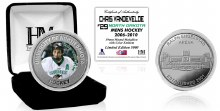 UNIVERSITY OF NORTH DAKOTA HOCKEY ALUMNI COLLECTOR COIN - CHRIS VANDEVELDE