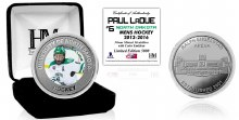 UNIVERSITY OF NORTH DAKOTA HOCKEY ALUMNI COLLECTOR COIN - PAUL LADUE