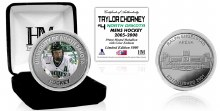 UNIVERSITY OF NORTH DAKOTA HOCKEY ALUMNI COLLECTOR COIN - TAYLOR CHORNEY