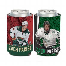 UND HOCKEY ALUMNI CAN HUGGER - ZACH PARISE