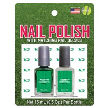 UNIVERSITY OF NORTH DAKOTA NAIL POLISH SET