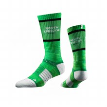STRIDELINE UNIVERSITY OF NORTH DAKOTA HOCKEY CREW SOCK