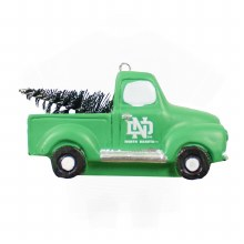 UNIVERSITY OF NORTH DAKOTA TRUCK-N-TREE ORNAMENT