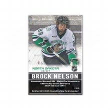 BROCK NELSON - UNIVERSITY OF NORTH DAKOTA ALUMNI MAGNET