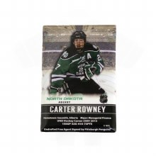 CARTER ROWNEY - UNIVERSITY OF NORTH DAKOTA ALUMNI MAGNET