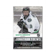 JONATHAN TOEWS - UNIVERSITY OF NORTH DAKOTA ALUMNI MAGNET