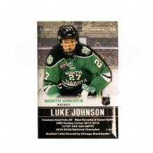 LUKE JOHNSON - UNIVERSITY OF NORTH DAKOTA ALUMNI MAGNET