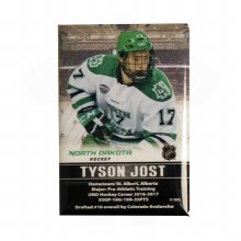 TYSON JOST - UNIVERSITY OF NORTH DAKOTA ALUMNI MAGNET