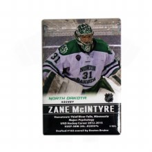 ZANE MCINTYRE - UNIVERSITY OF NORTH DAKOTA ALUMNI MAGNET