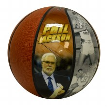 PHIL JACKSON UND ALUMNI COLLECTOR BASKETBALL