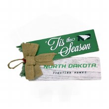 UNIVERSITY OF NORTH DAKOTA DOOR TAG SIGN