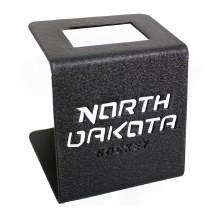 UNIVERSITY OF NORTH DAKOTA HOCKEY PUCK MEDIA HOLDER