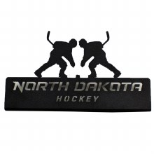 UNIVERSITY OF NORTH DAKOTA HOCKEY MAILBOX TOPPER
