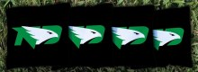 UNIVERSITY OF NORTH DAKOTA FIGHTING HAWKS ALL WEATHER CORNHOLE BAGS