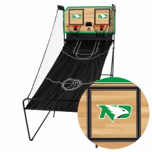UNIVERSITY OF NORTH DAKOTA FIGHTING HAWKS SHOOTOUT BASKETBALL GAME
