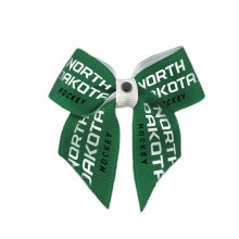 UNIVERSITY OF NORTH DAKOTA HOCKEY HAIR BOW