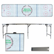 UNIVERSITY OF NORTH DAKOTA HOCKEY TAILGATE TABLE