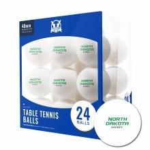 UNIVERSITY OF NORTH DAKOTA HOCKEY TABLE TENNIS BALLS