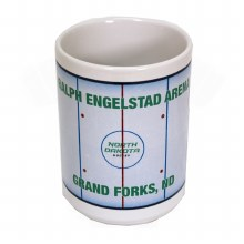UNIVERSITY OF NORTH DAKOTA HOCKEY GRAND MUG