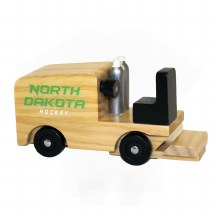 UNIVERSITY OF NORTH DAKOTA WOODEN ZAMBONI
