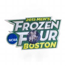 2015 NCAA FROZEN FOUR PATCH