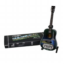 2020 HALL OF FAME GAME MINI ACOUSTIC GUITAR