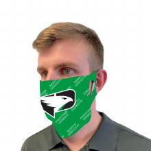 UND FAN MASK - ALL OVER FIGHTING HAWKS