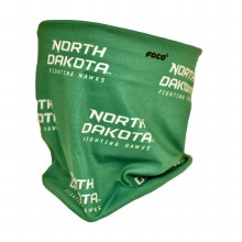 UNIVERSITY OF NORTH DAKOTA FIGHTING HAWKS GAITER SCARF