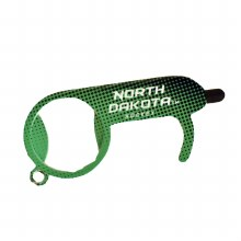 UNIVERSITY OF NORTH DAKOTA HOCKEY NO TOUCH KEY RING