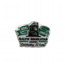 RALPH ENGELSTAD ARENA 20 YEAR ANNIVERSARY COLLECTOR PIN
