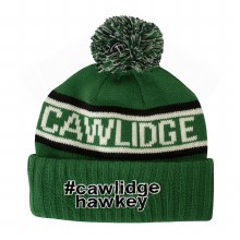 #CAWLIDGEHAWKEY KNIT HAT