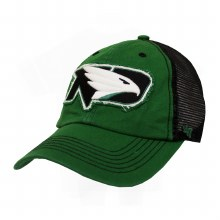 UNIVERSITY OF NORTH DAKOTA FIGHTING HAWKS TAYLOR CLOSER HAT