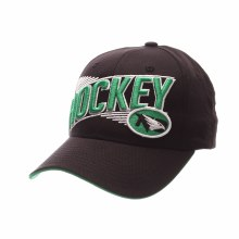 UNIVERSITY OF NORTH DAKOTA HOCKEY CROSSOVER HAT