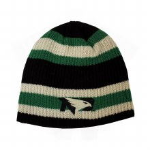 UNIVERSITY OF NORTH DAKOTA CCM VINTAGE STRIPE BEANIE