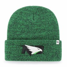 UNIVERSITY OF NORTH DAKOTA FIGHTING HAWKS BRAIN FREEZE KNIT HAT
