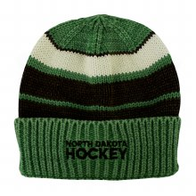 UNIVERSITY OF NORTH DAKOTA HOCKEY CUFF KNIT HAT