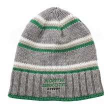 UNIVERSITY OF NORTH DAKOTA HOCKEY STRIPES BEANIE