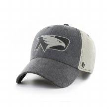 UNIVERSITY OF NORTH DAKOTA FIGHTING HAWKS DARK FIELD MVP HAT