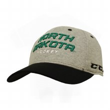 UNIVERSITY OF NORTH DAKOTA HOCKEY CCM MVP FLEX CAP