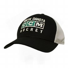 UNIVERSITY OF NORTH DAKOTA HOCKEY CLASSIC MESH CCM HAT