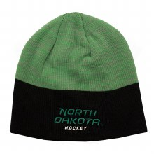 UNIVERSITY OF NORTH DAKOTA HOCKEY TWO TONE CUFFLESS