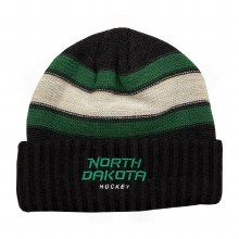 UNIVERSITY OF NORTH DAKOTA HOCKEY VINTAGE COACHES BEANIE