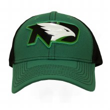 UNIVERSITY OF NORTH DAKOTA FIGHTING HAWKS FAN MESH BEVEL HAT