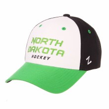 "UNIVERSITY OF NORTH DAKOTA HOCKEY ""MY TEAM"" HAT"