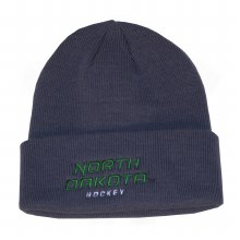 UNIVERSITY OF NORTH DAKOTA HOCKEY COACHES CUFF KNIT